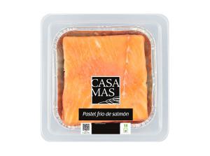 Pastel frío de salmón Casa Mas
