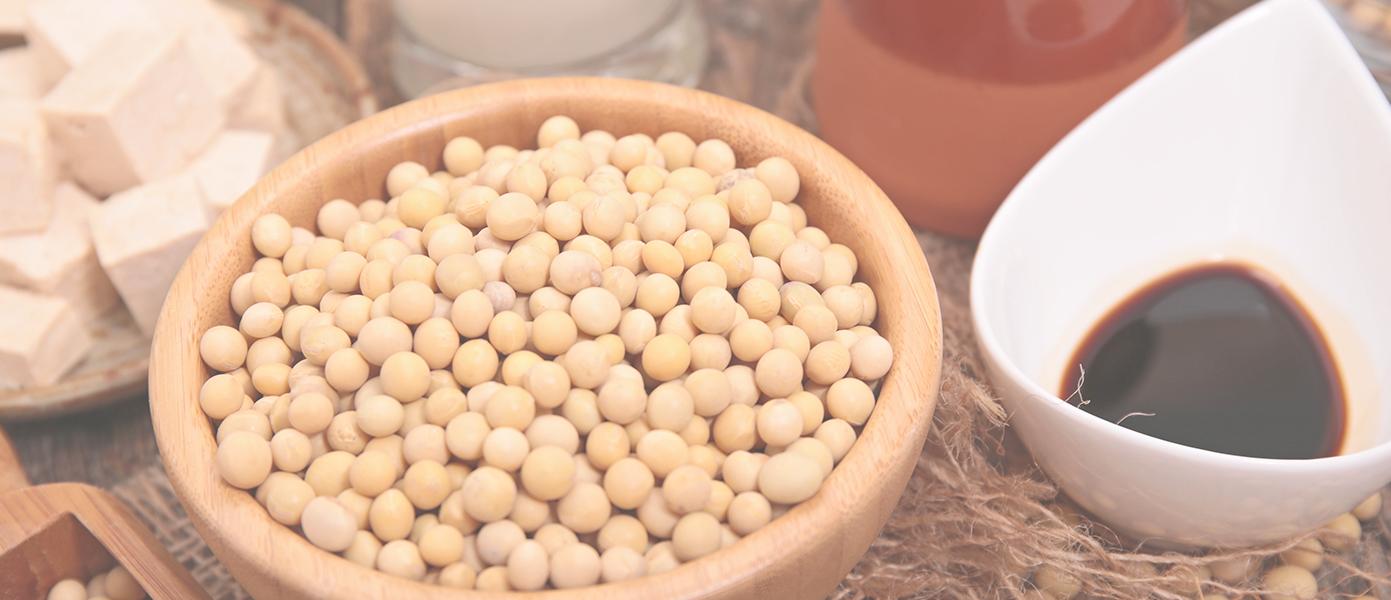 Salsa oriental: Las propiedades de la soja