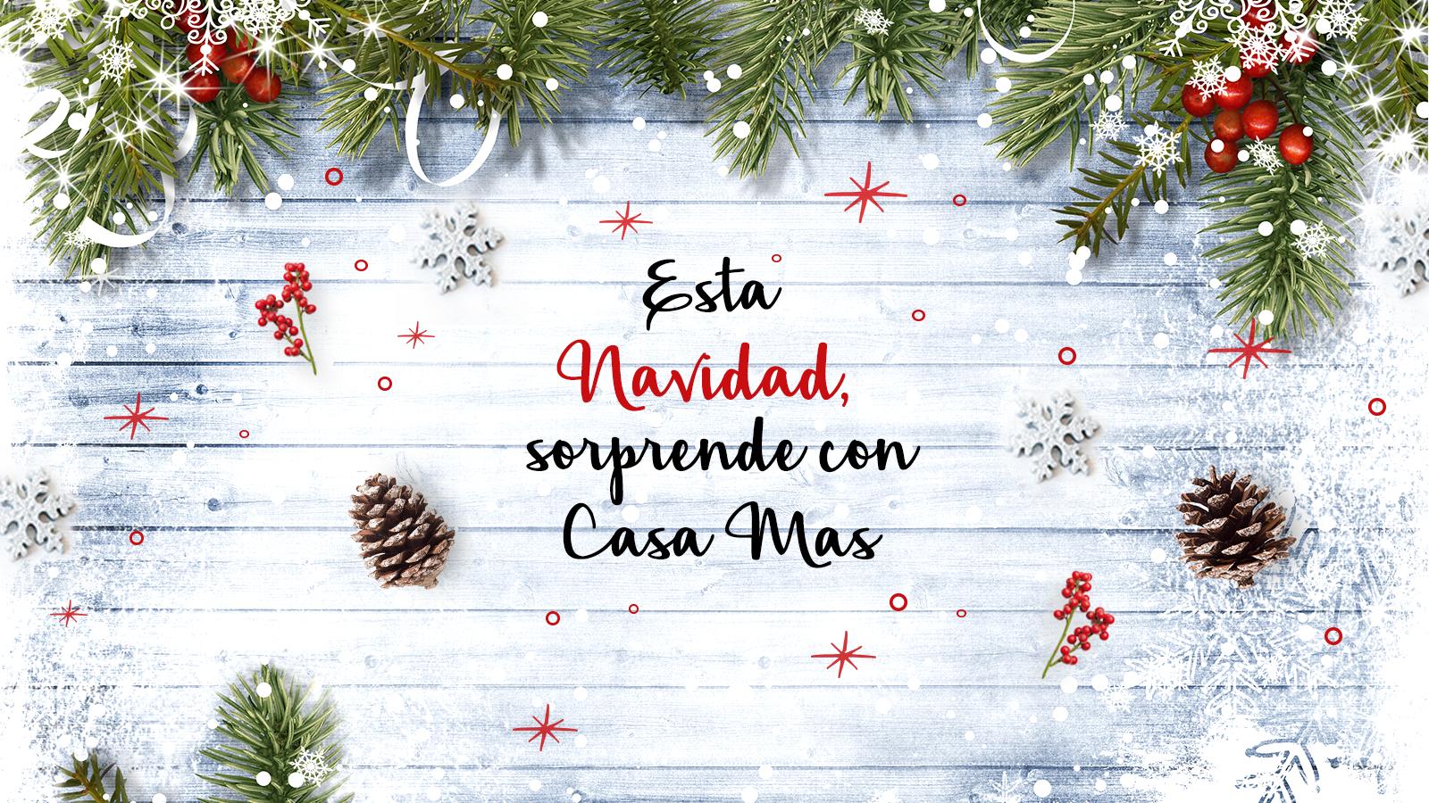 Navidad en Casa Mas
